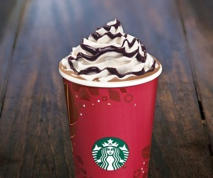 Starbucks Orange Mocha