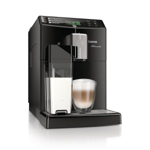 Saeco HD 8763/01 Minuto One Touch Cappuccino – Platzsparender Vollautomat